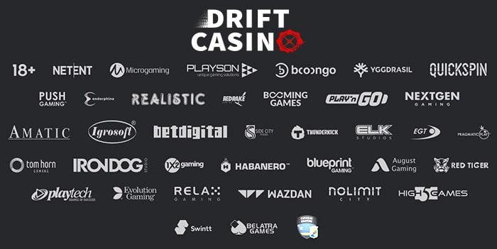 Игровые автоматы Дрифт казино: играй в лучшие слоты популярных производителей